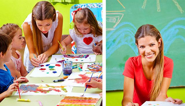 Personal für die Kinderbetreuung in München